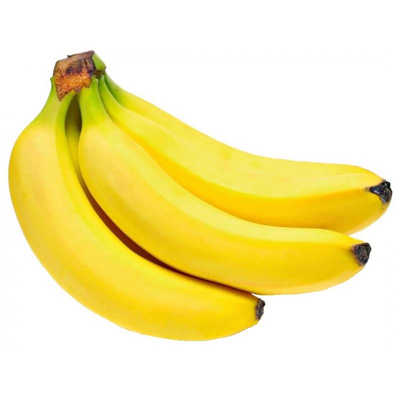 Бананы желтые весовые, средний вес 1, 5кг