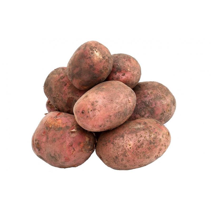 Картофель розовый весовой, cредний вес 1, 2 кг