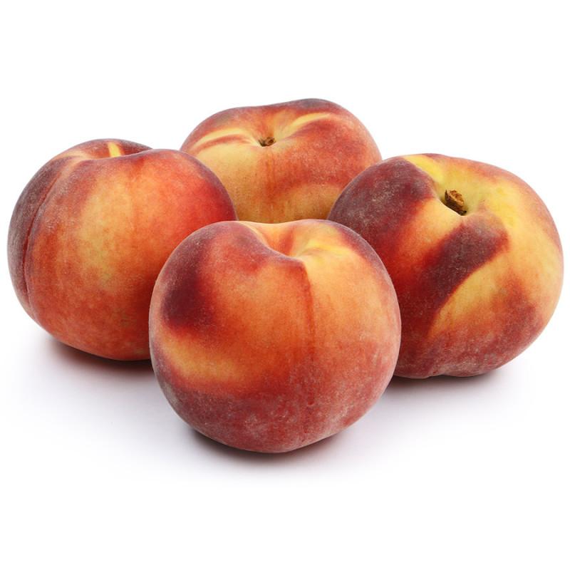 Персики свежие весовые, средний вес 600 гр