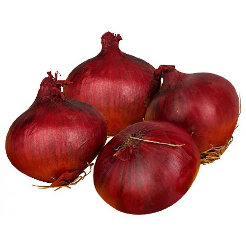 Лук красный свежий весовой, средний вес 1, 2 кг