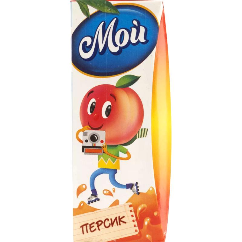 """Нектар """" Мой """" Персиковый для детей с 12 месяцев, 0, 2л"""
