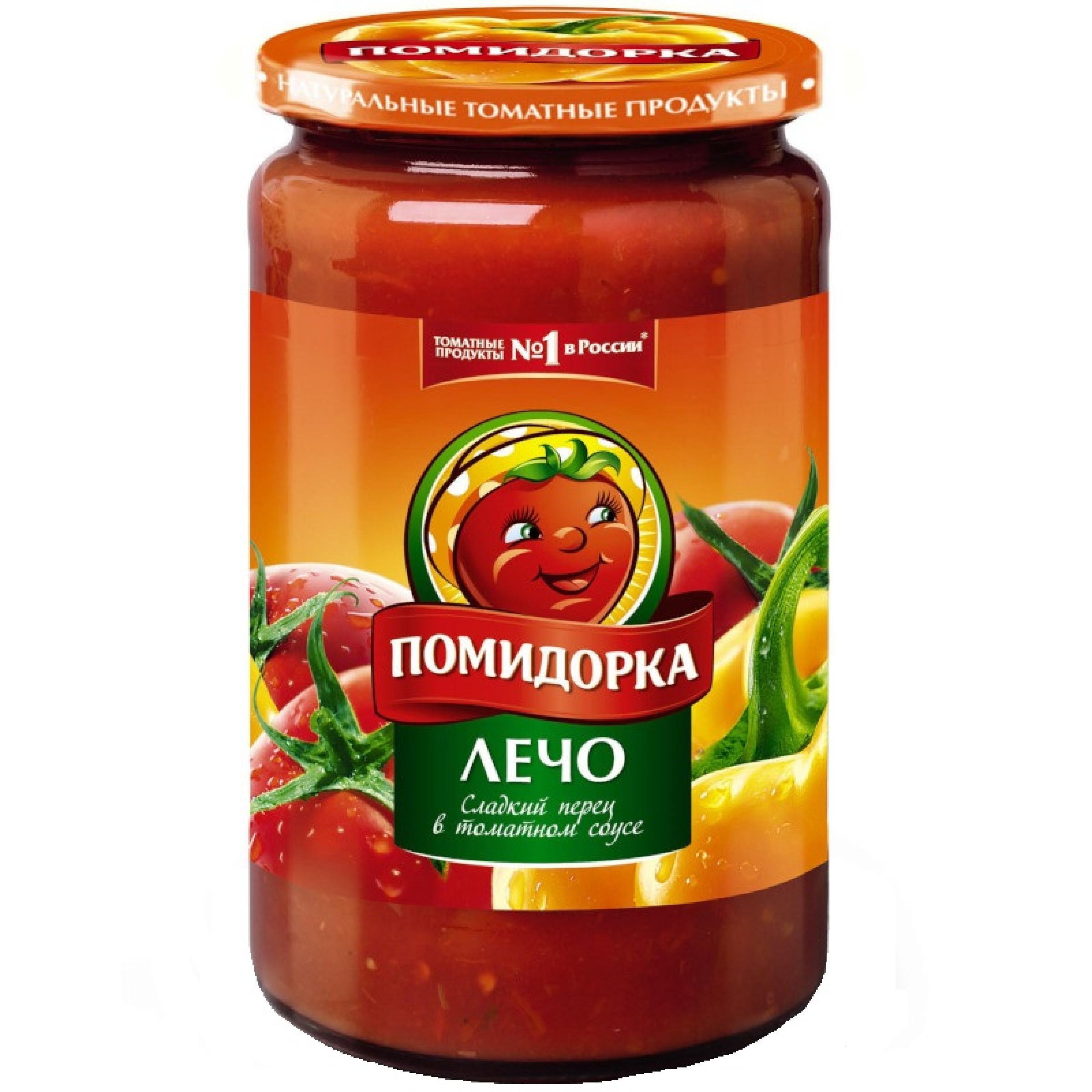 """Лечо """" Помидорка """", 720гр"""