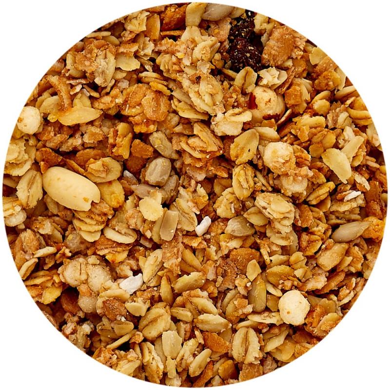 """Мюсли запеченные с орехом """"ОГО"""", 350гр"""