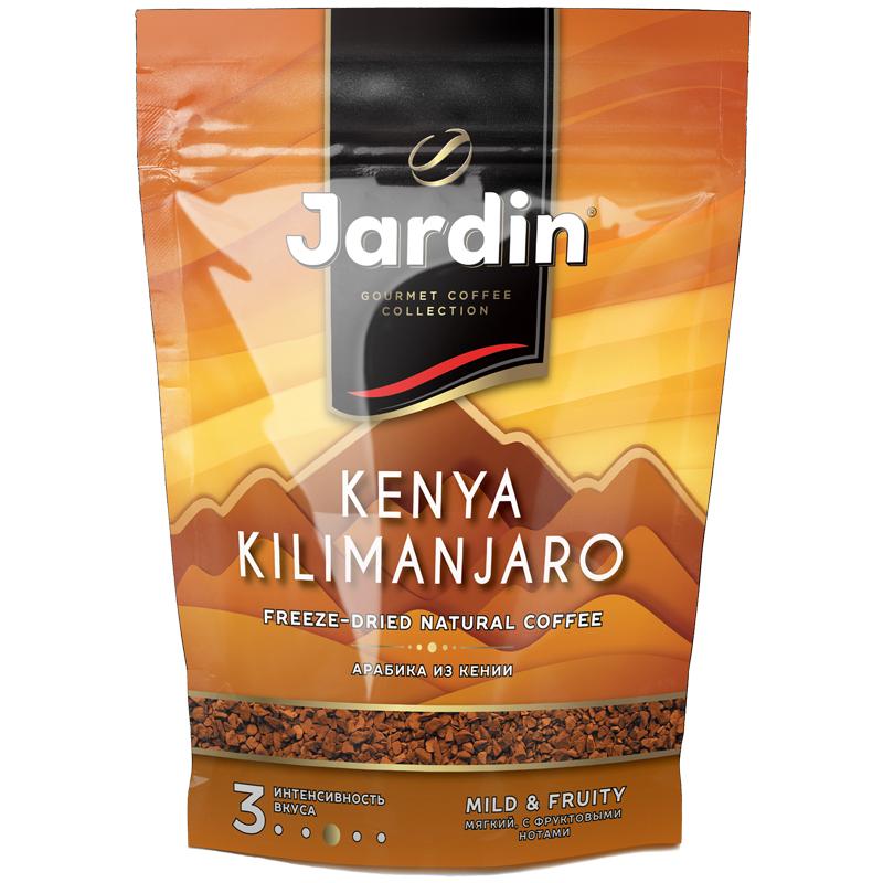 Кофе Jardin Kenya Kilimanjaro растворимый сублимированный, 75гр