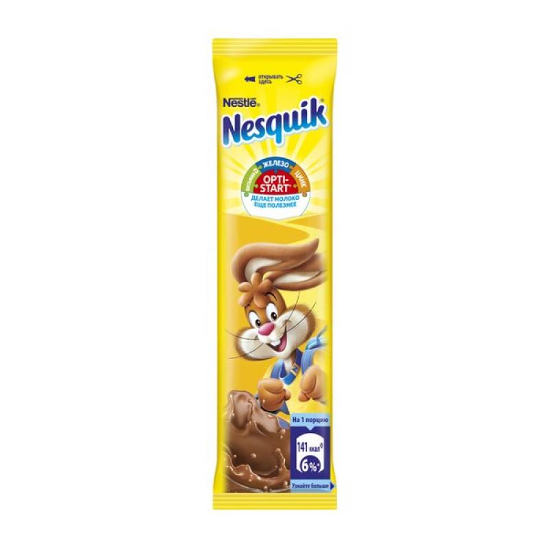 Шоколадный напиток Nesquik, 13, 5гр