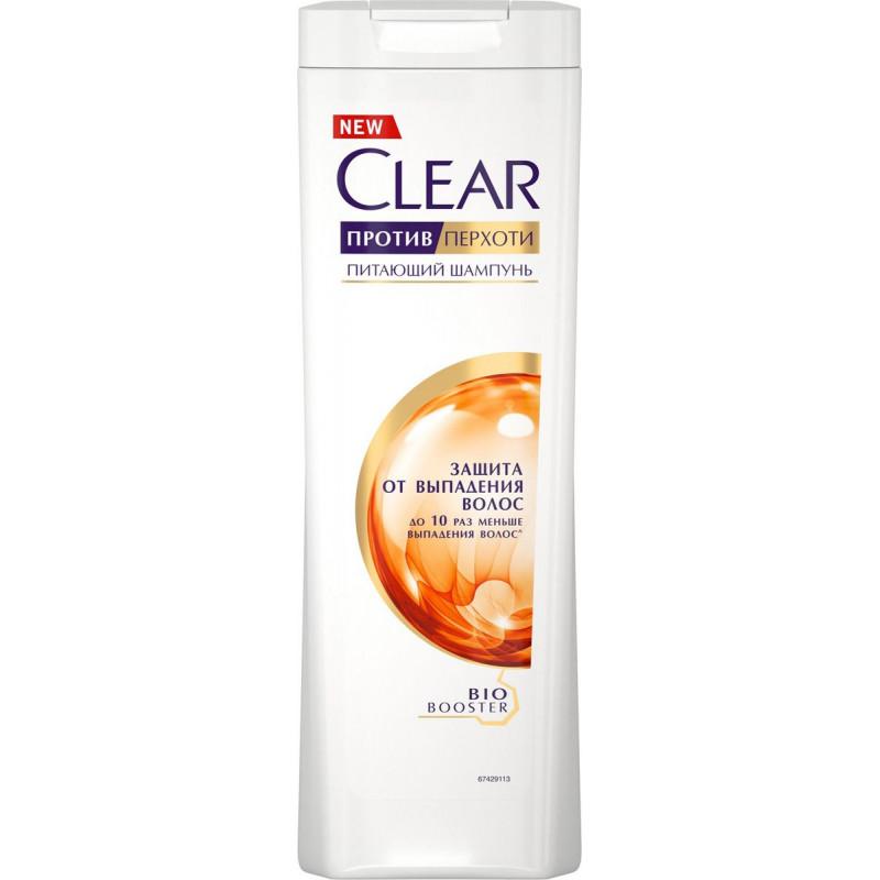 """Шампунь """"Clear Vita ABE"""" против перхоти для женщин защита от выпадения для  ослабленных волос, 400мл"""