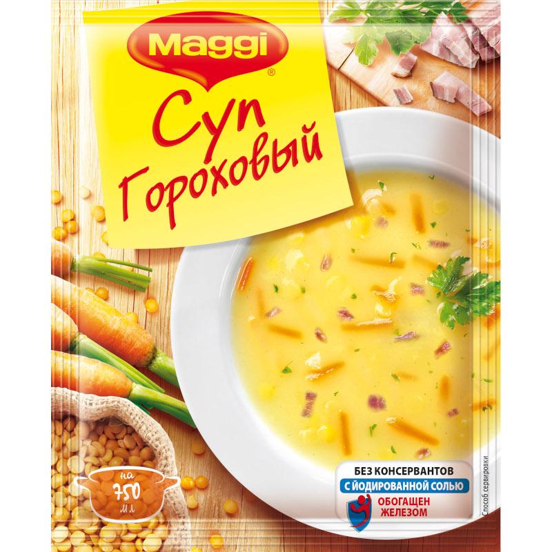 MAGGI® Суп гороховый, 49 гр