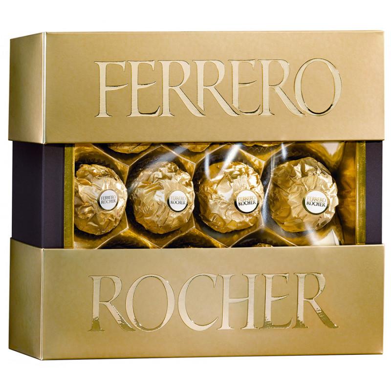 Шоколадный набор Ferrero Rocher, 125гр