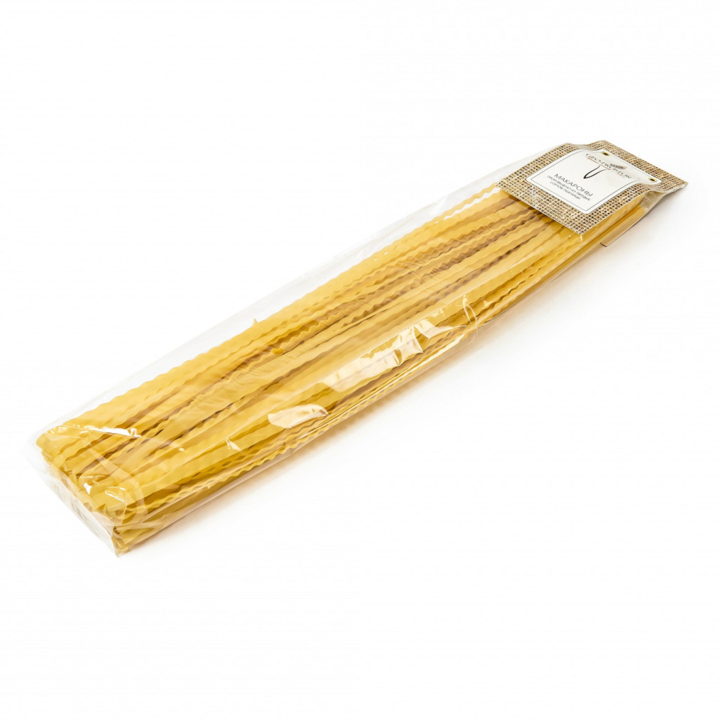 Лапша Гео-Простор Спагетти, 500гр