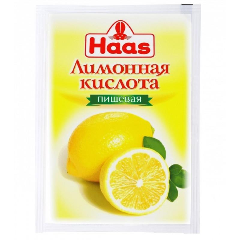 Лимонная кислота Haas, 10гр