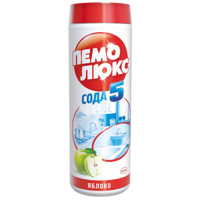 """Порошок чистящий Пемолюкс """"Яблоко"""", 480гр"""