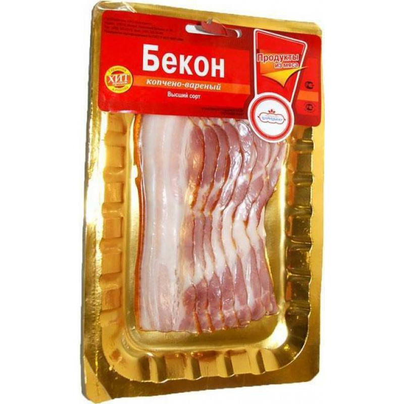 """Бекон"" Царицыно, вес 150гр"