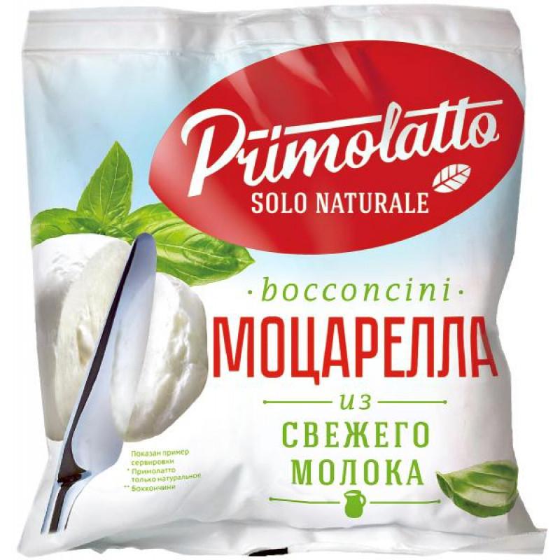 "Сыр ""Боккончини Моцарелла"" Белый Медведь, 280гр"