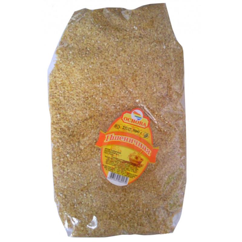 Пшеничная крупа светлая Основа, 800гр