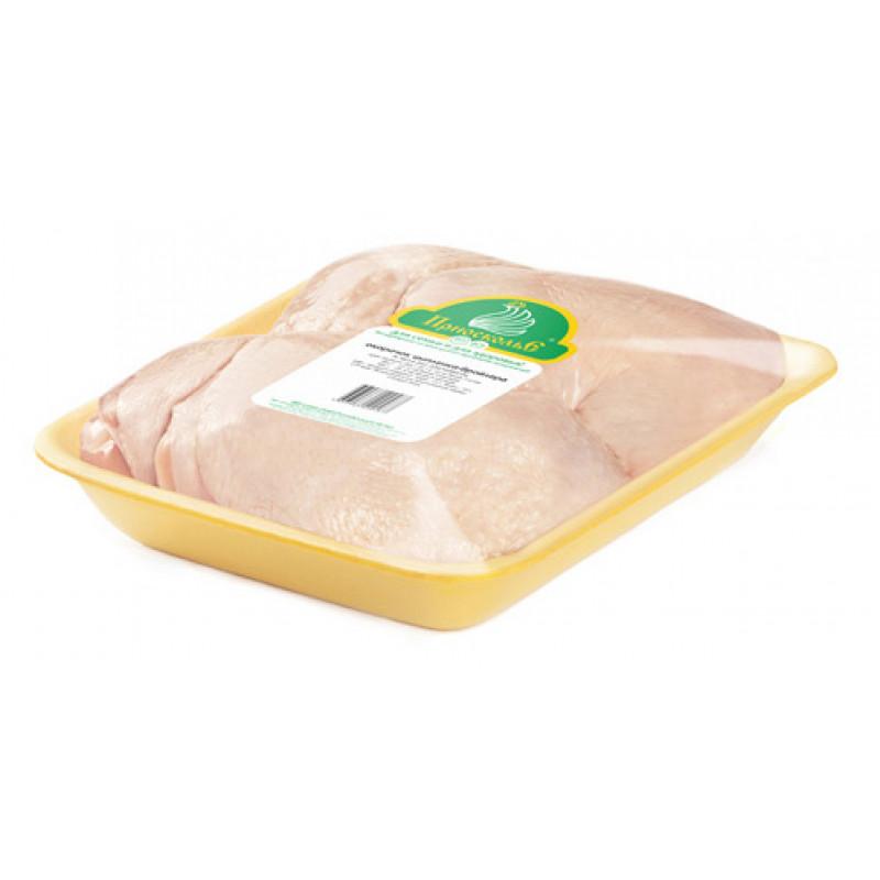 Окорочок цыпленка бройлера охлажденный Приосколье, средний вес 1 кг
