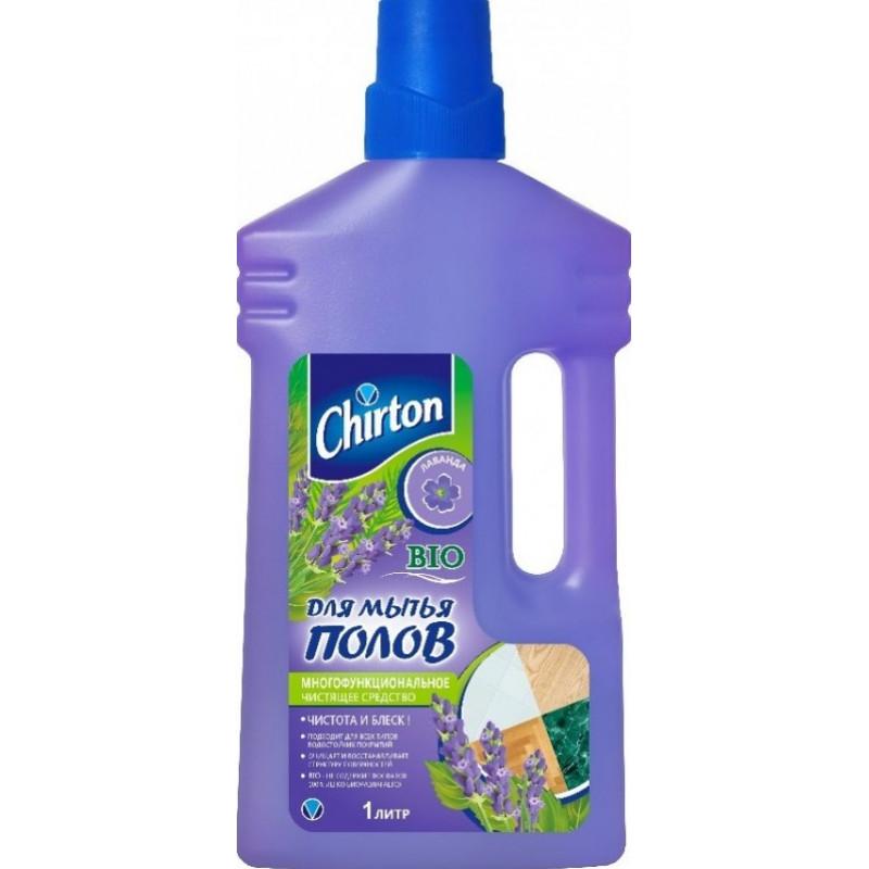 Средство чистящее для мытья полов CHIRTON Лаванда, 1л