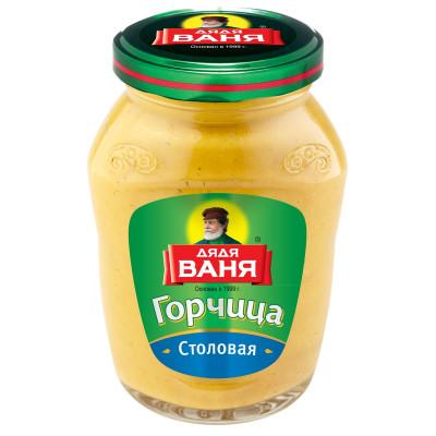 Горчица Столовая Дядя Ваня, 140гр