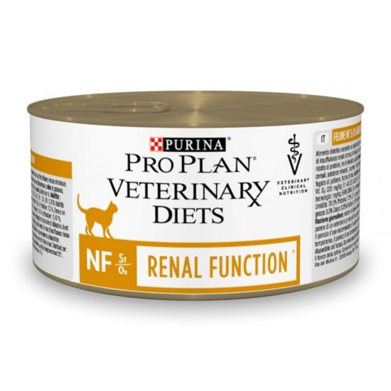 """Влажный корм для кошек при заболевании почек """"Purina Pro Plan (вет. корма)"""" NF, 195гр"""