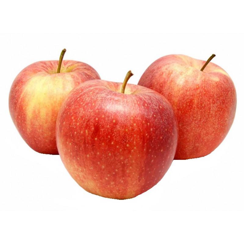 Яблоки Гала (красные) свежие, средний вес 1, 2 кг