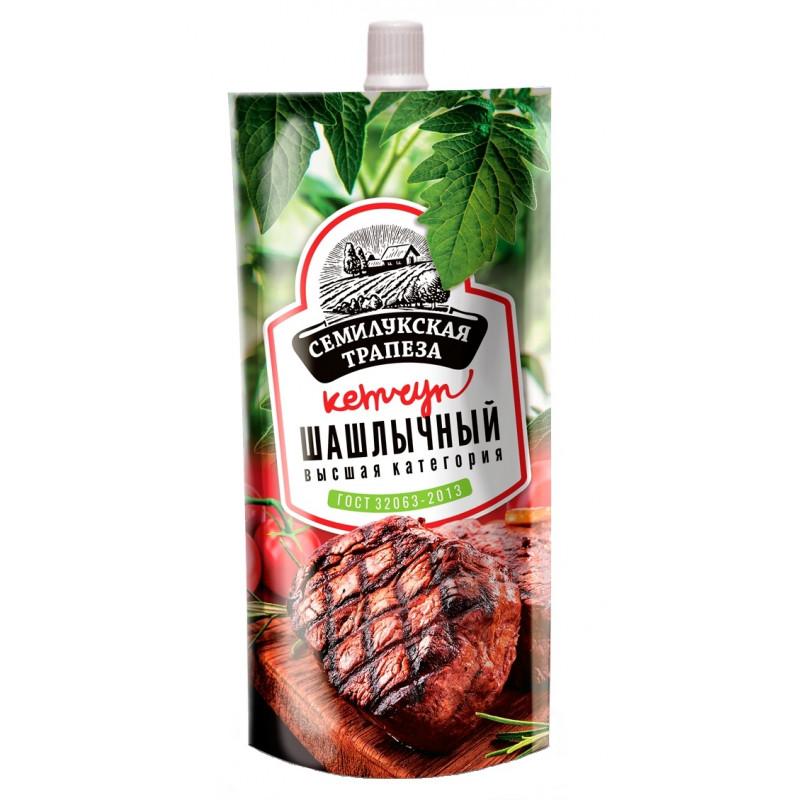 """Кетчуп """"Шашлычный"""" Семилукская трапеза, 300гр."""