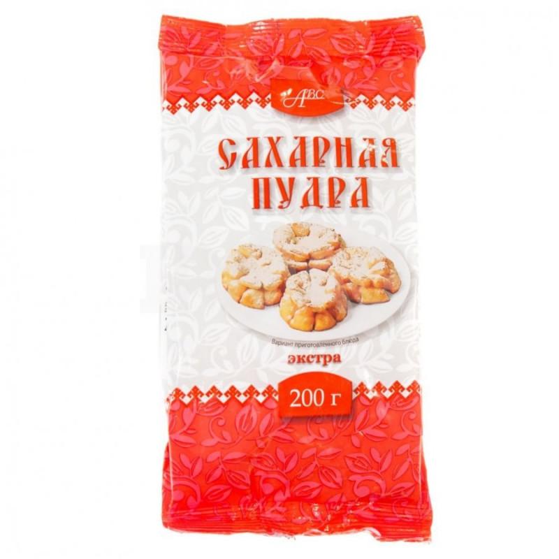 Пудра сахарная АВС, 200 г
