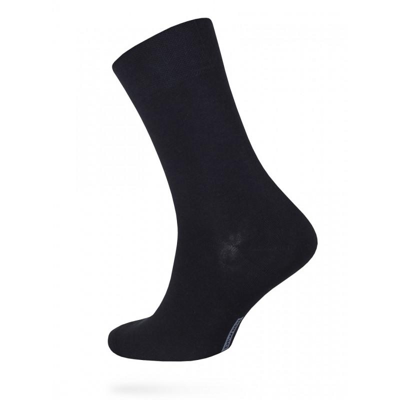 Носки мужские CONTE CLASSIC антибактериальные черные, 42-43 размер