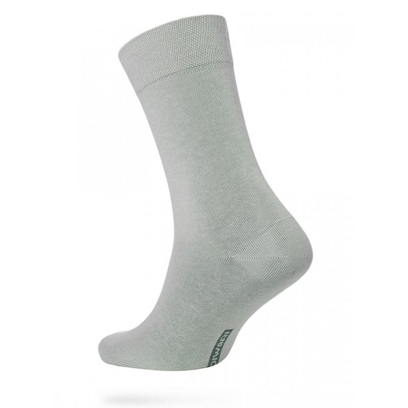 Носки мужские CONTE OPTIMA All seasons серые, 42-43 размер