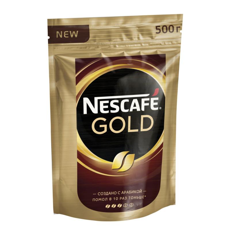 Кофе растворимый NESCAFE® Gold, 500г