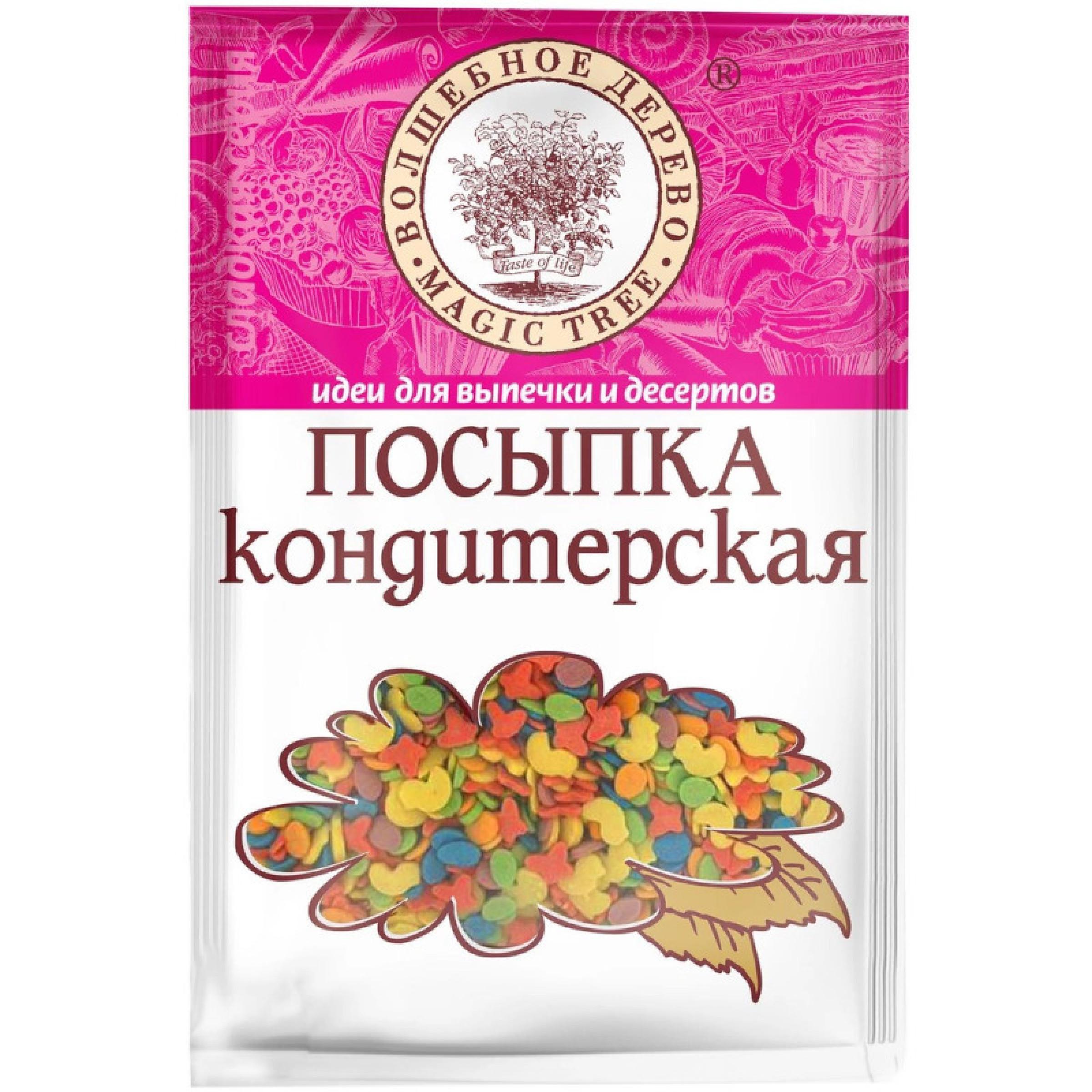 """Посыпка кондитерская Волшебное дерево """"Пасхальная смесь"""", 40г"""