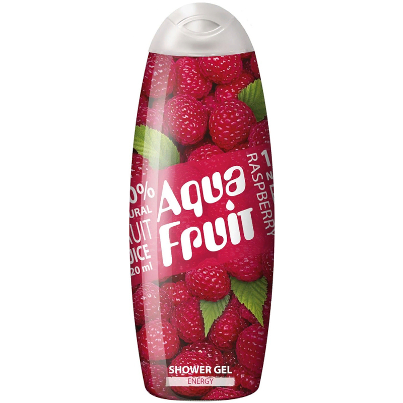Гель для душа Aquafruit Energy, 420 мл