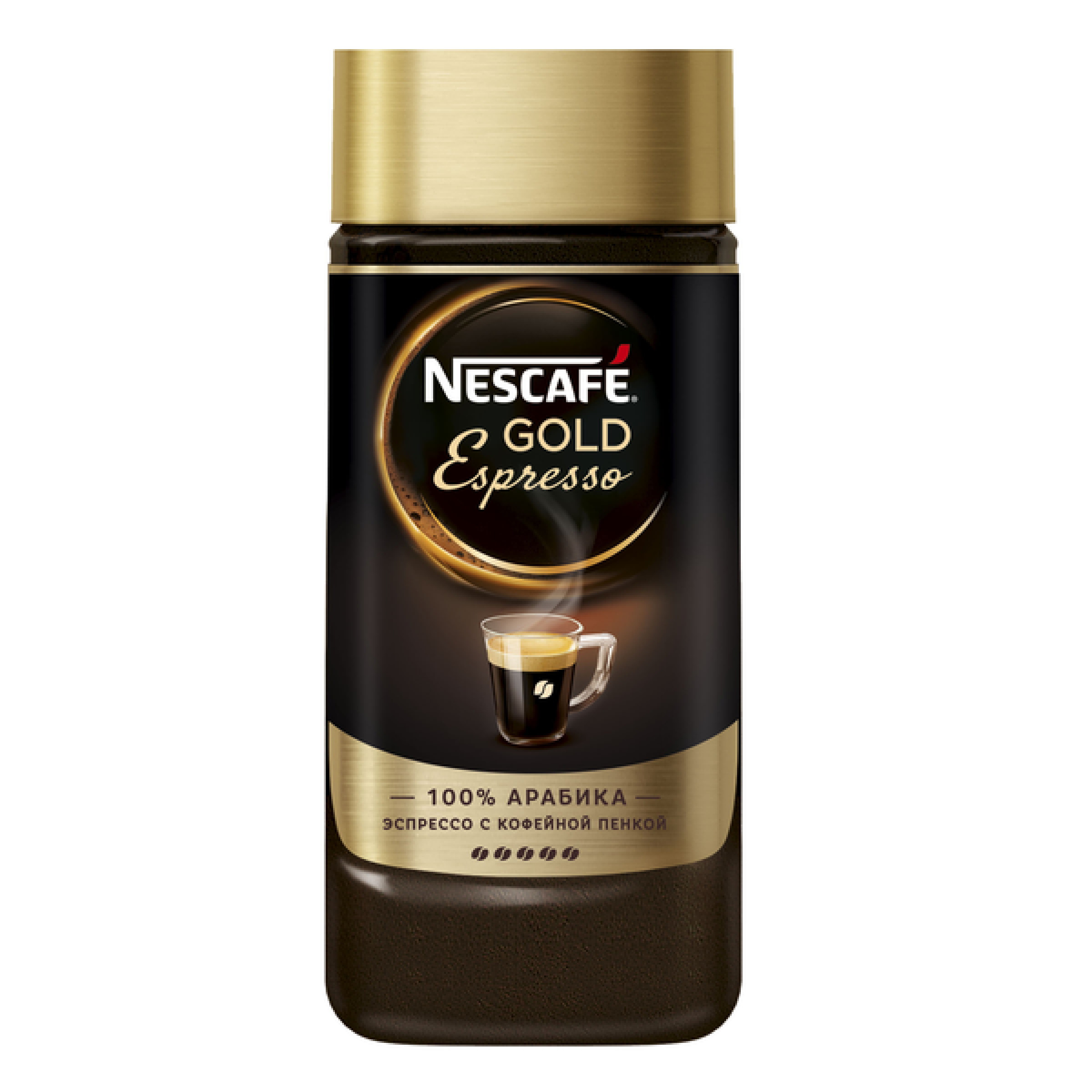 Кофе Nescafe Gold Espresso, 85г