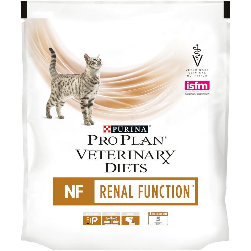 "Сухой корм для кошек при заболевании почек ""Purina Pro Plan (вет. корма)"" NF, 350гр"