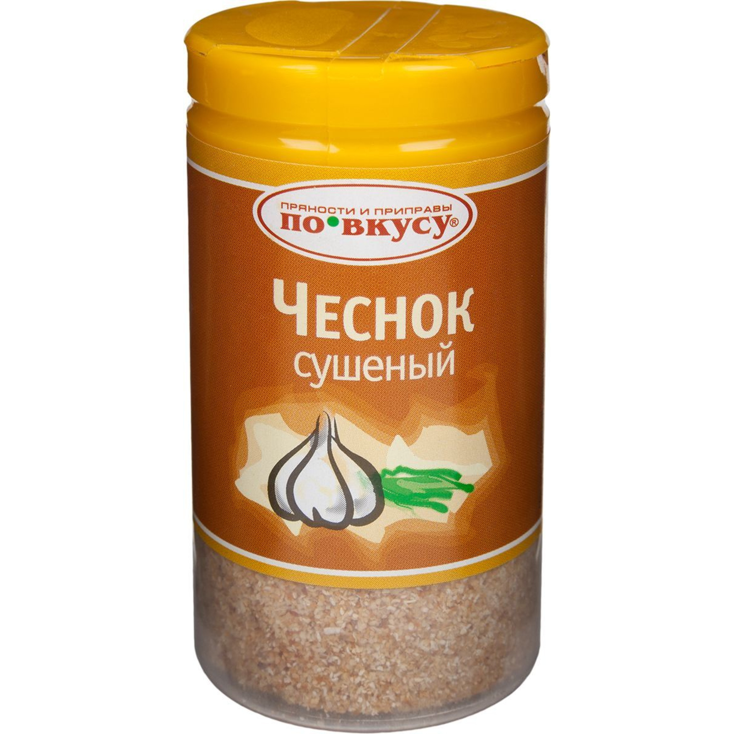 Чеснок сушеный молотый «По вкусу», 35 г