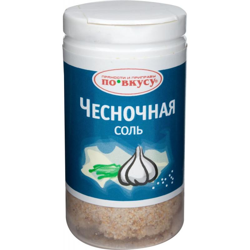 Чесночная соль «По вкусу», 60 г