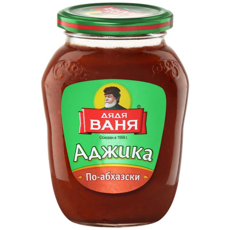 "Соус Аджика по-абхазски ""Дядя Ваня"", 140гр"