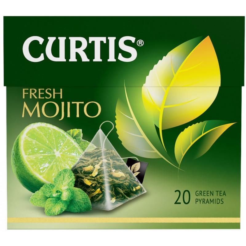 """Чай зеленый fresh mojito """"Curtis"""", 20пак"""