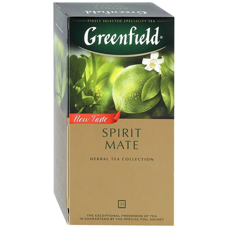 """Чай травяной Spirit Mate """"Greenfield"""", 25пак*1. 5гр"""