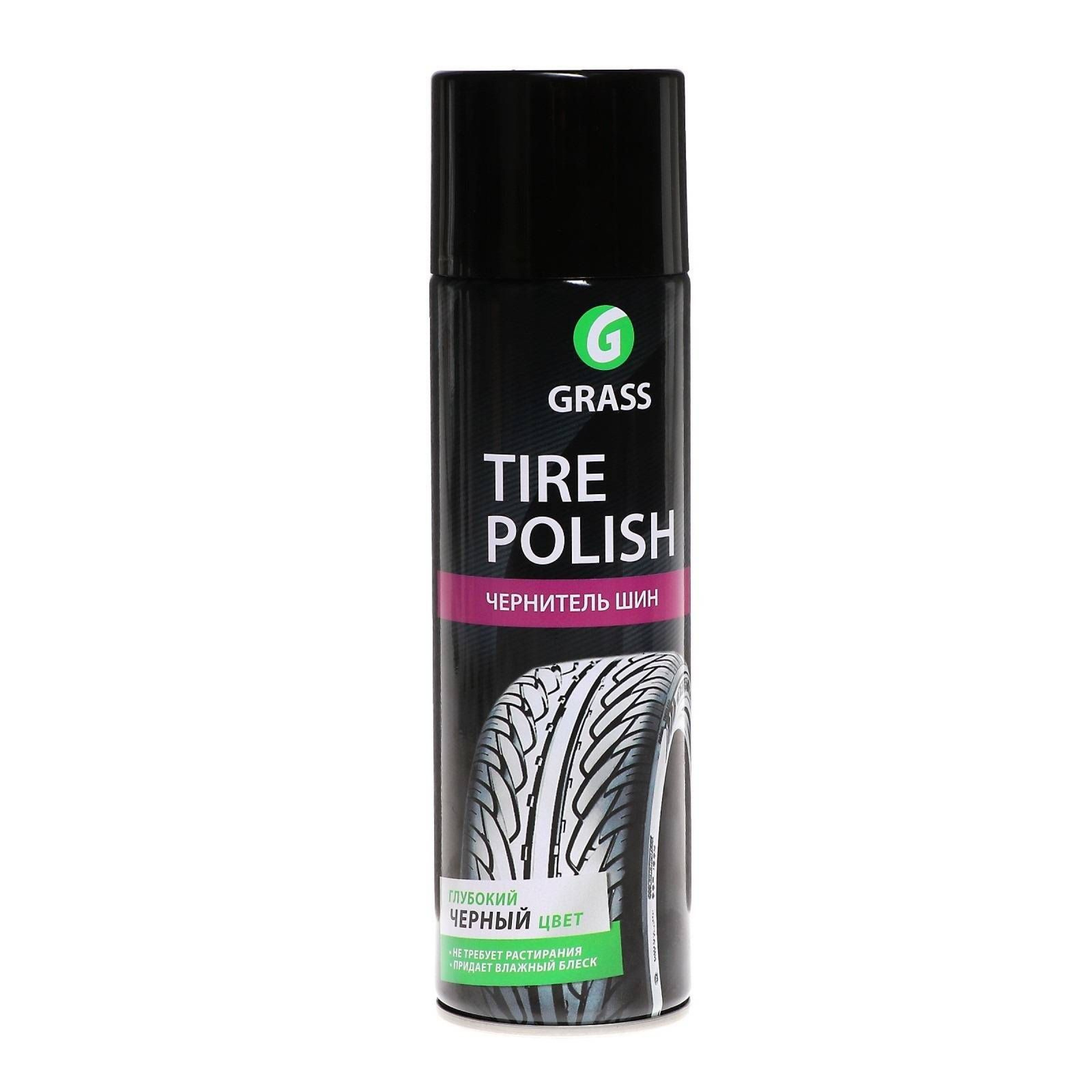 """Чернитель шин Tire Polish """"Grass"""", 650мл"""