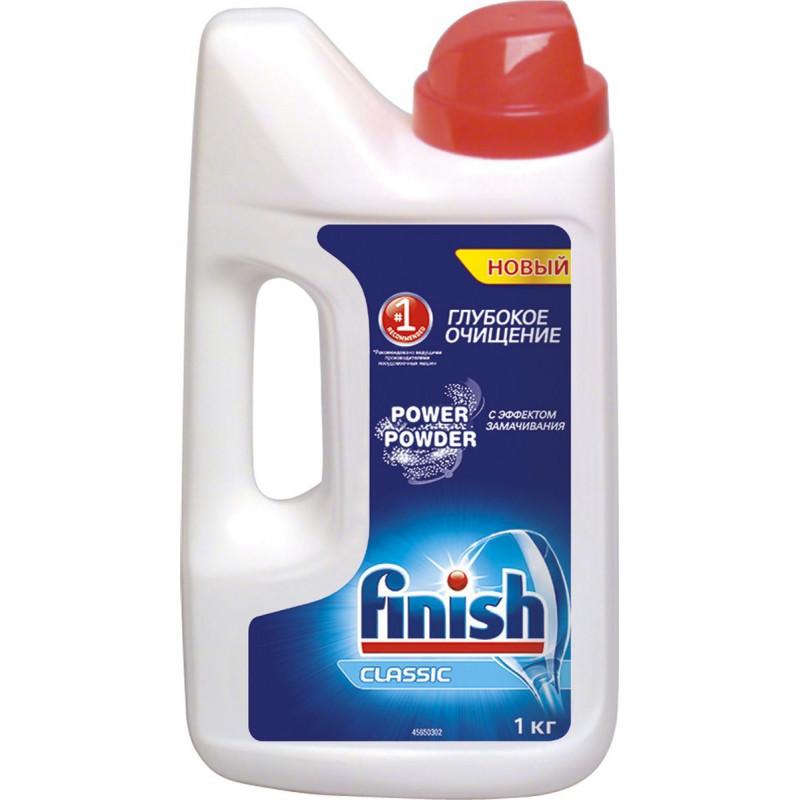 """Порошок для посудомоечных машин """"Finish Classic"""", 1кг"""