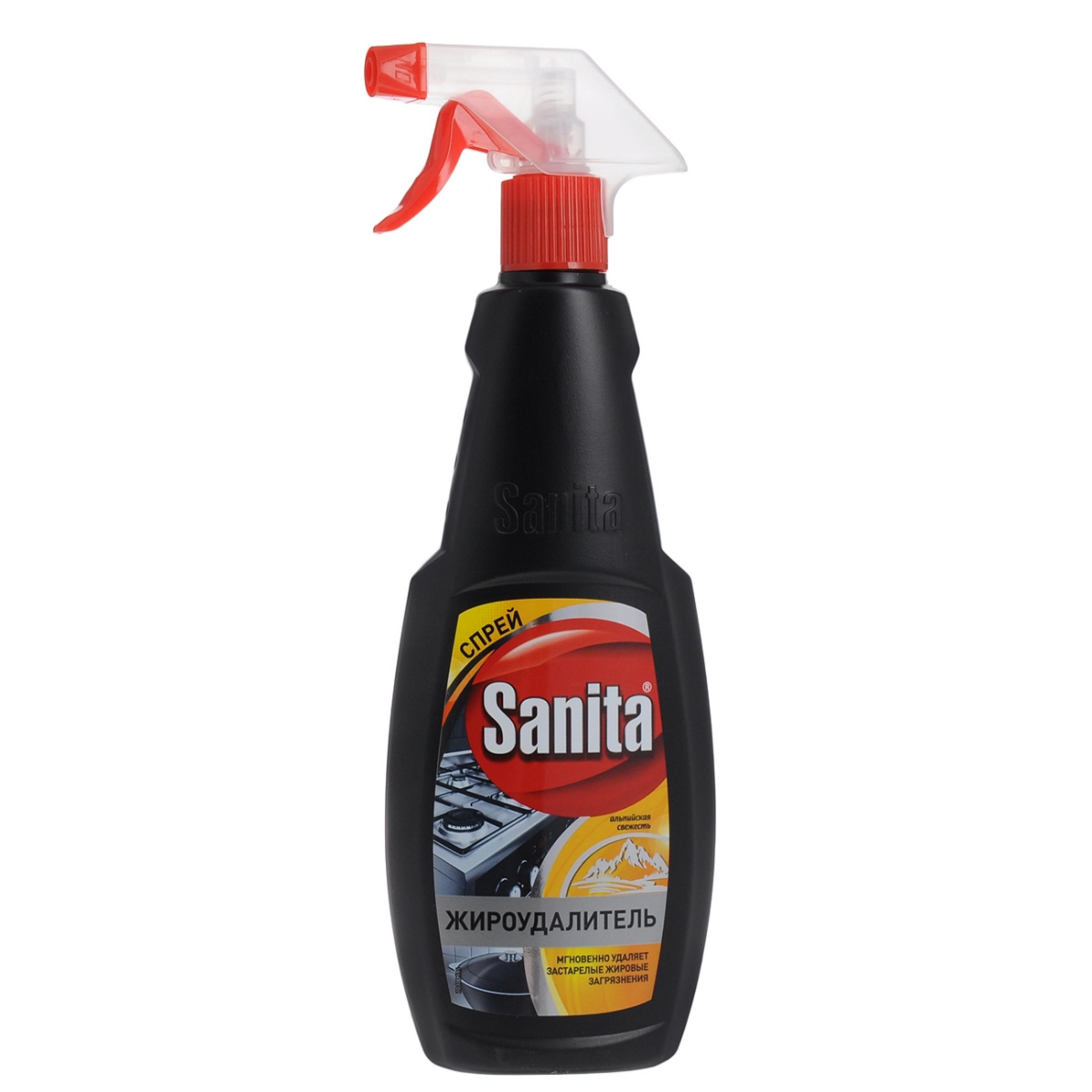 """Жироудалитель """"Sanita"""", 500 мл"""