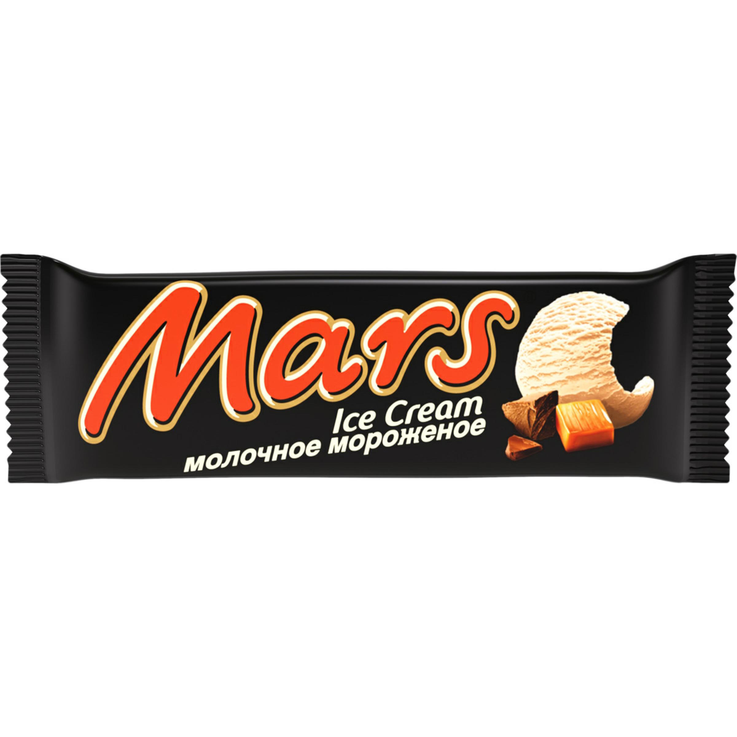 Мороженое Mars Батончик Марс, 41,8 гр