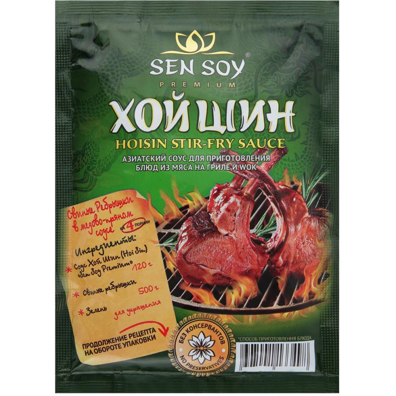 Соус для приготовления Sen Soy Хой шин медово-имбирный, 120гр