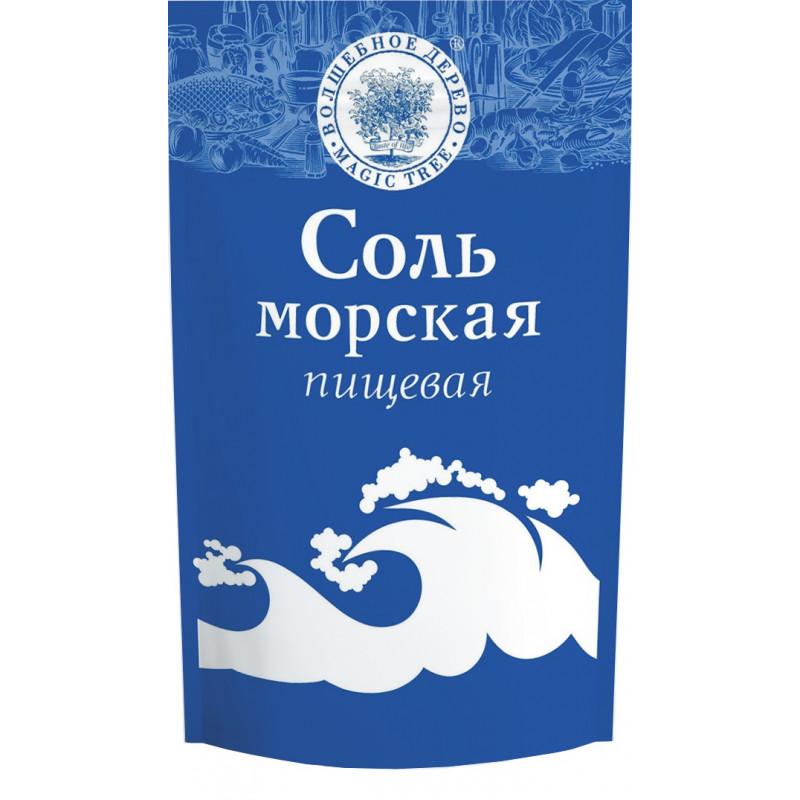 Морская соль Волшебное дерево, 250гр
