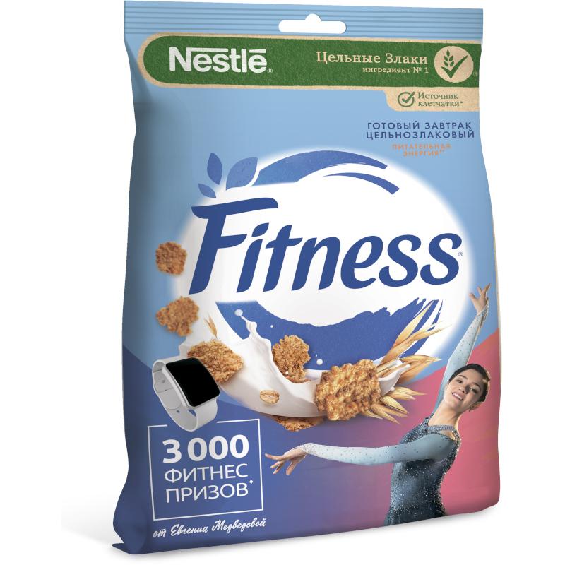 Готовый завтрак Fitness хлопья из цельной пшеницы,  700 гр