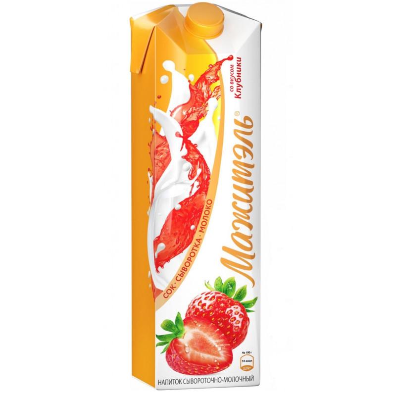 Коктейль Neo Мажитэль клубника, 950г