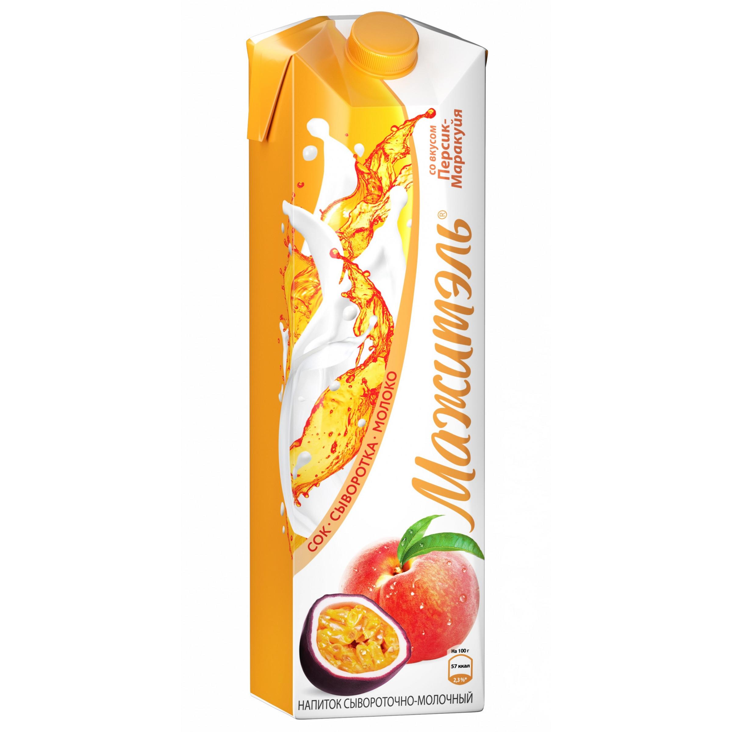 Коктейль Neo Мажитэль персик-маракуйя, 950г