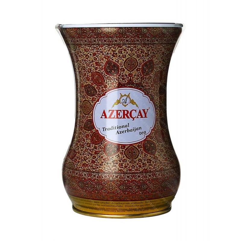 """Чай черный Азерчай """"Армуду"""" черный с чабрецом, 100гр"""