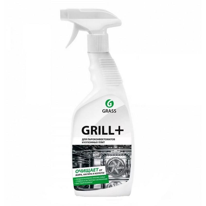 Чистящее средство GRASS Grill+, 600 мл