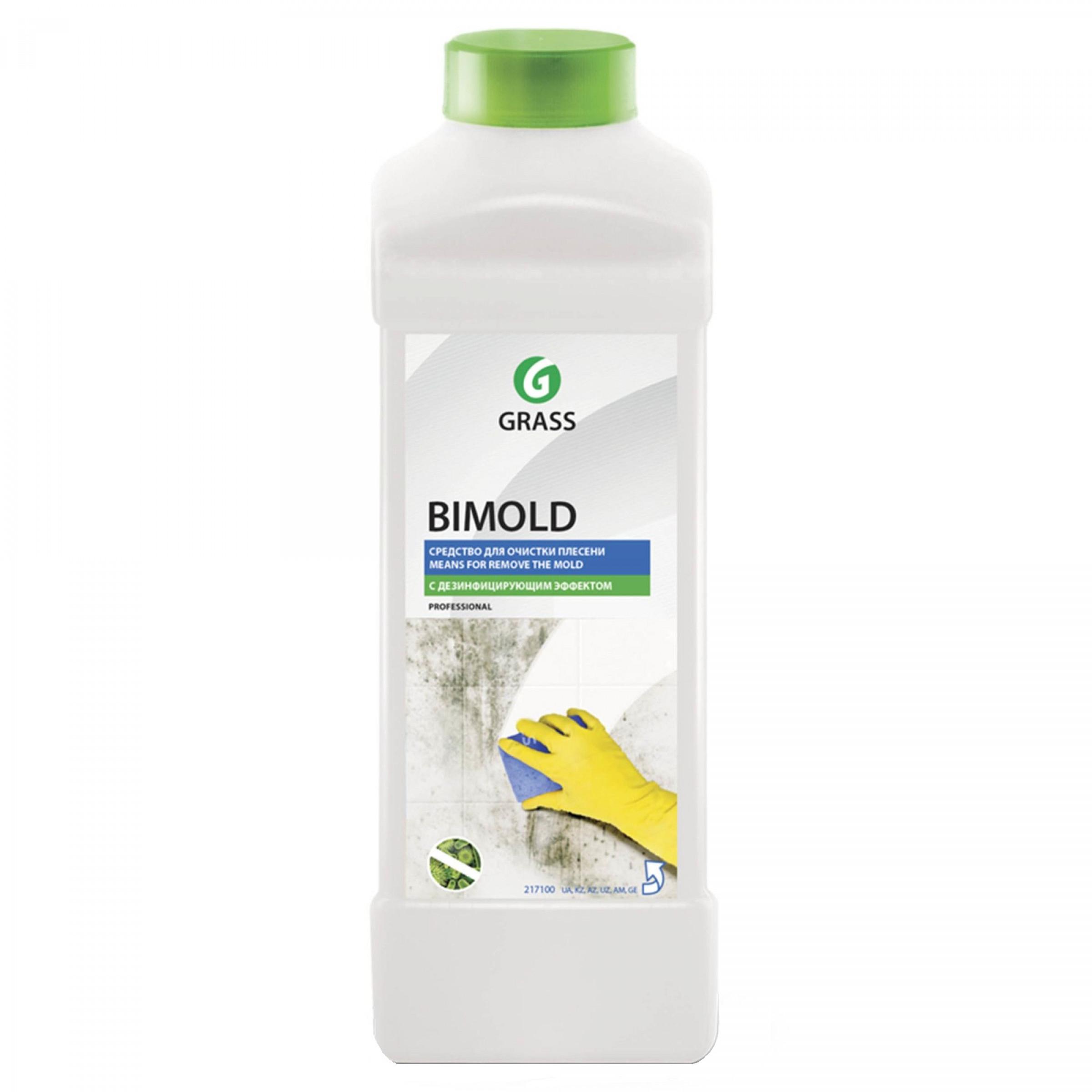 Средство для удаления плесени GRASS Bimold, 1 л