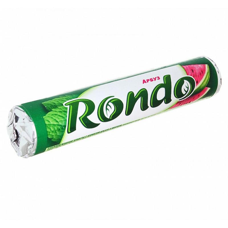 Конфеты Rondo Арбуз, 30 гр